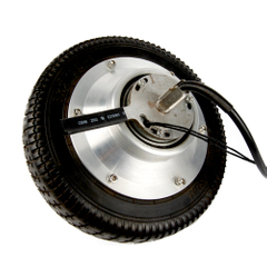 2 8inch motor with electromagnetic brake