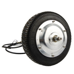 1 8inch motor with electromagnetic brake